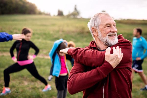 En aktiv hverdag på tværs af generationer