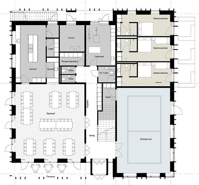 Fælleshus NærHeden