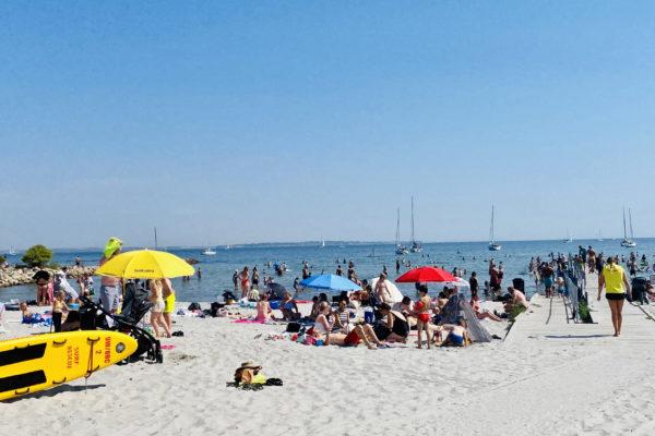 Nivå strand 2