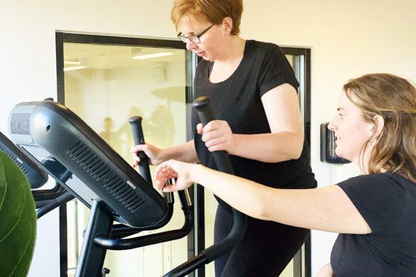 Fitness i Plushusene